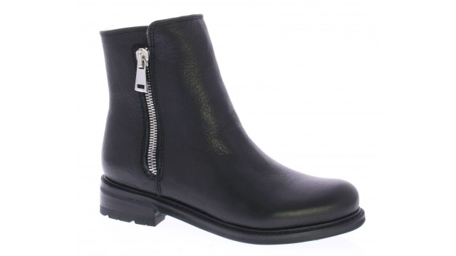 Blackstone Werkschoenen.Blackstone Ql05 Zwart Klijsen Schoenmode
