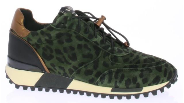 schoonheid groothandelsprijs herfst schoenen Via Vai 5107076 Groen | Klijsen Schoenmode